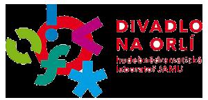 Logo divadlo Na Orlí