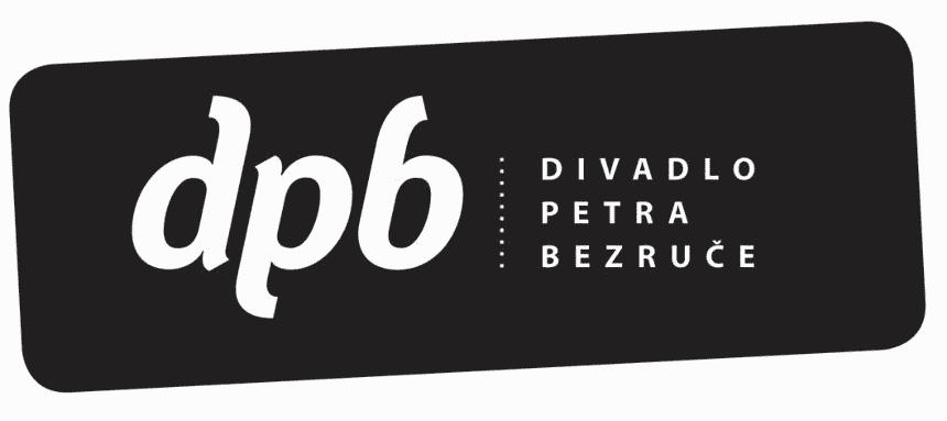 Logo Divadlo Petra Bezruče