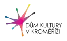 Logo Dům Kultury Kroměříž