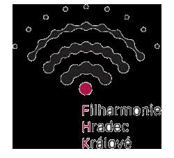 Logo Filharmonie Hradec Králové