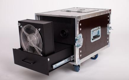 Výrobník mlhy AFM-2000 CASE
