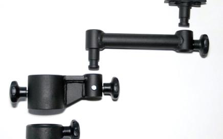 Sestava pro portálovou tyč s jedním ramenem