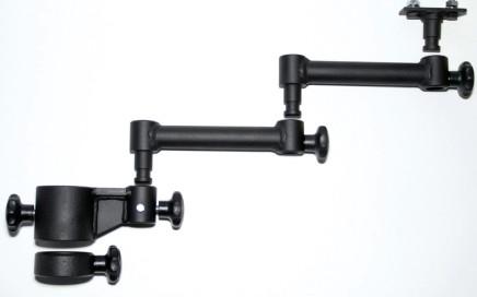 Sestava pro portálovou tyč se dvěma rameny